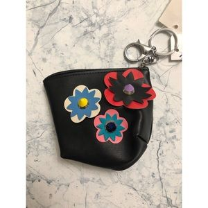 Keychain flower /coin purse ✨(new)
